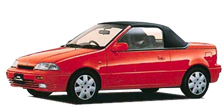 Suzuki Swift Cabrio (SF413)