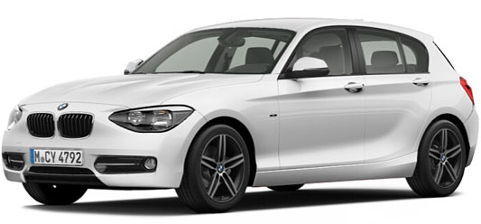 BMW 1er (F20) Hatchback