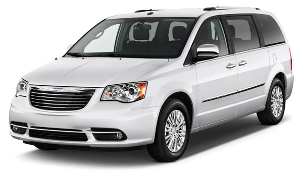 Chrysler Town & Country IV