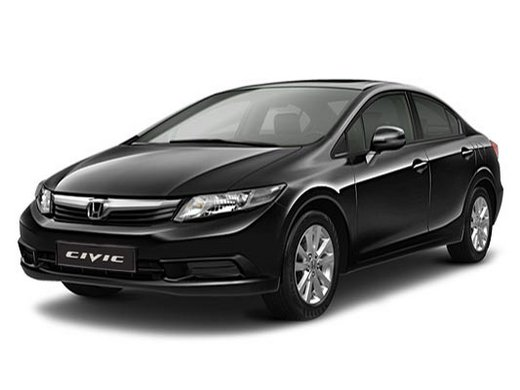 Honda Civic 4D IX