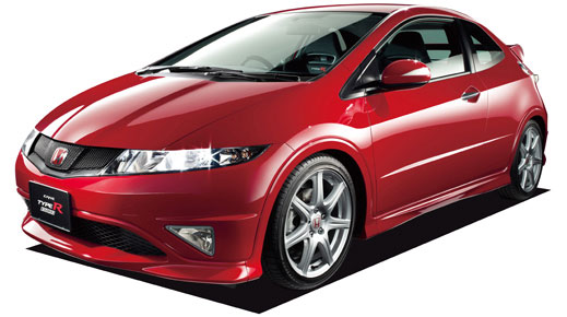 Honda Civic VIII Type-R